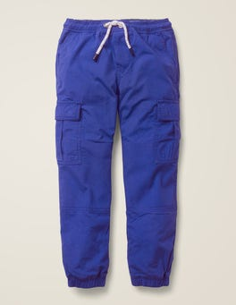 Lined Utility Cargo Trousers