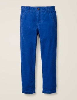 Relaxed Cord Chino Trousers