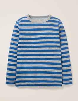 Duke Blue/Light Grey Essential Supersoft T-shirt