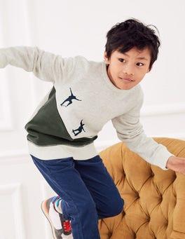 Skater-Sweatshirt
