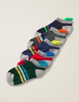 5 Pack Ankle Socks