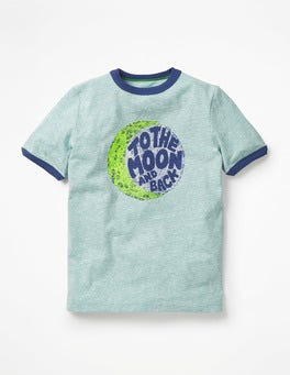 Zoom-to-the-Moon T-Shirt