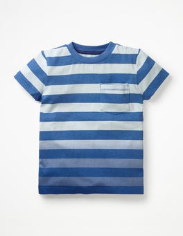 T-shirt dip-dye