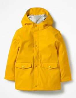 Wasp Yellow Waterproof Fisherman's Jacket