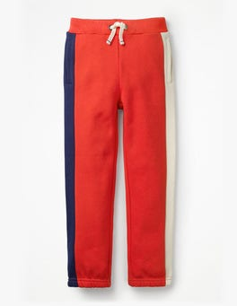 Beam Red Track Pants
