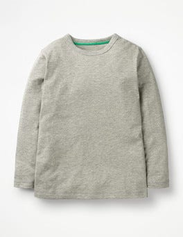 Grey Marl Supersoft T-shirt