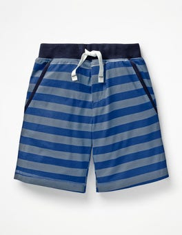 Duke Blue/Blue Marl Jersey Shorts