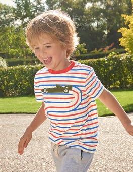 Go-faster Stripe T-shirt