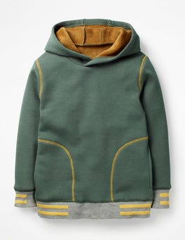 Rosemary Green Cosy Popover Hoodie
