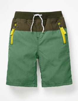 Rosemary Green/Ghillie Green Adventure Shorts