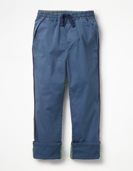 Pull-on Chino Trousers