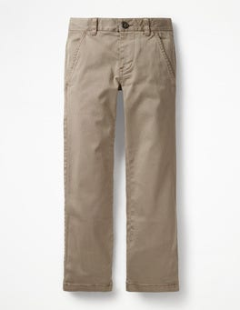 Nutty Brown Chino Trousers