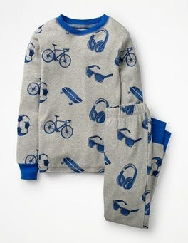 Pyjama long cosy