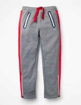 Grey Marl Active Sweatpants