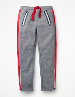 Grey Marl Active Sweatpants