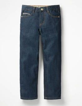 Dark Vintage Straight Jeans