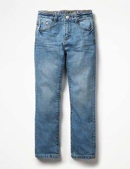 Vintage clair Jean coupe slim