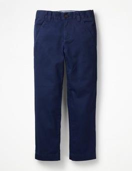 Navy Smart Pants
