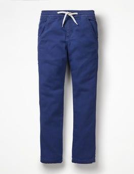 Starboard Blue Jersey Skinny Jeans