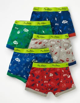 Epic 5 Pack Boxers