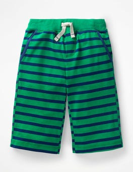 Watercress Green/Beacon Jersey Shorts
