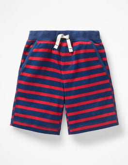 Beacon/Salsa Red Jersey Shorts