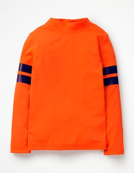Kool-aid Orange Rash Guard