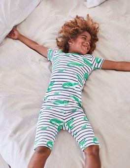 Glow-in-the-dark Short Pajamas