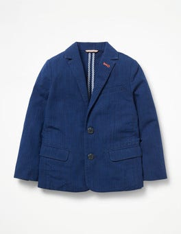 Summer Blue Lightweight Blazer