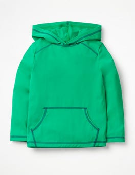 Astro Green Hooded Rash Vest
