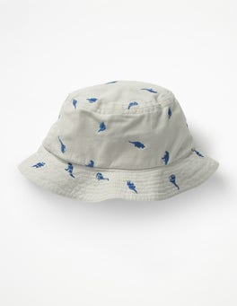 Canvas Dinos Fisherman's Hat