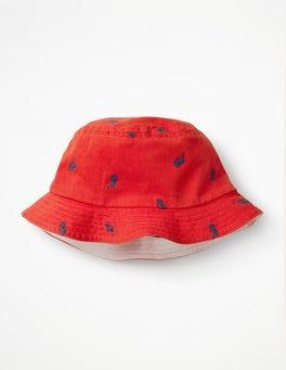 Beam Red Sunglasses Fisherman's Hat