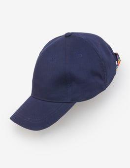 College Blue Baseball Cap