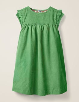 Willow Green Easy Everyday Dress