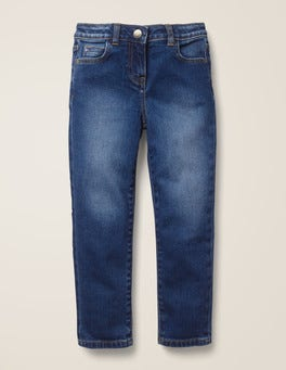 Dark Vintage Slim Fit Jeans