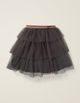 Tiered Tulle Party Skirt