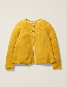 Mellow Yellow Everyday Cardigan