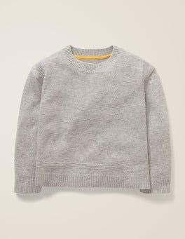 Pullover mit strukturiertem Strick