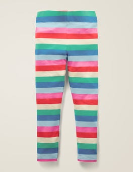 Multi Stripe Fun Leggings