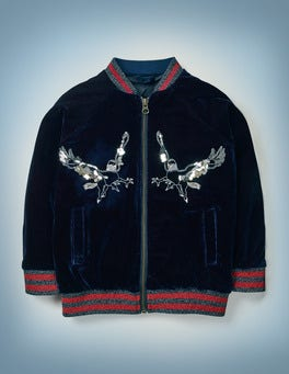 Hippogriff Bomber Jacket