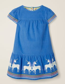 Unicorn Tiered Dress