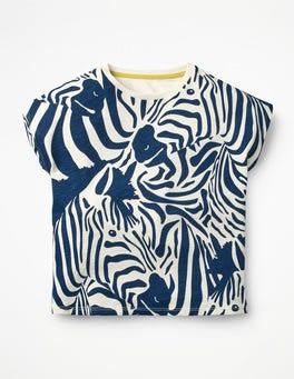 Camouflage Zebra T-shirt