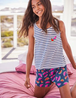 Fun Pocket Pyjama Set