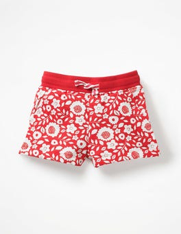 Strawberry Tart Red Vines Printed Jersey Shorts