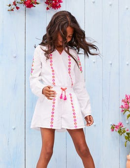 Floaty Woven Playsuit