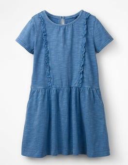 Garment Dye Jersey Dress