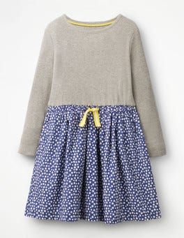 Starboard Blue Stars Hotchpotch Dress