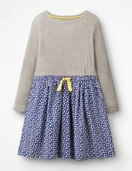 Starboard Blue Stars Hotchpotch Dress