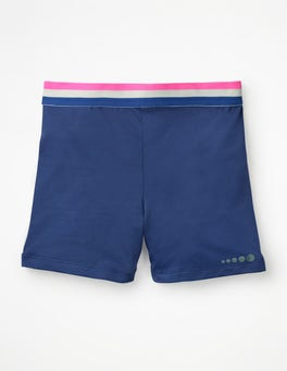 Starboard Blue Gym Shorts