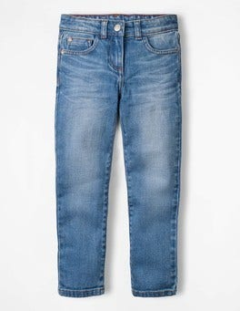 Light Vintage Slim Fit Jeans